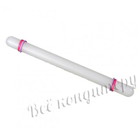 Скалка для мастики 33 см