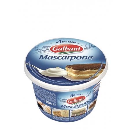 Сыр Маскарпоне 80% Galbani 500 г