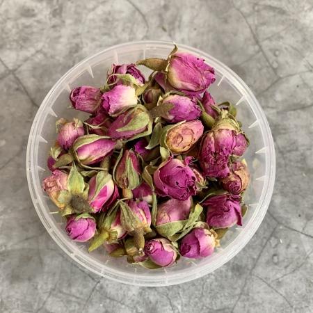 Бутоны роз розовые, 25 г