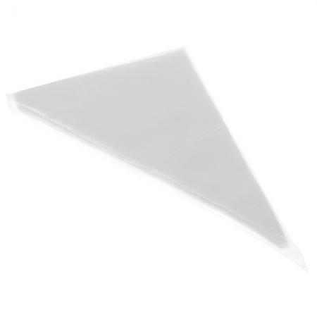 Мешок кондитерский одноразовый прозрачный 35 см 100 шт