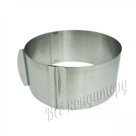 Кольцо раздвижное 16-30 см; высота 8 см