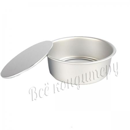 Форма для выпечки со съемным дном  19,5 см